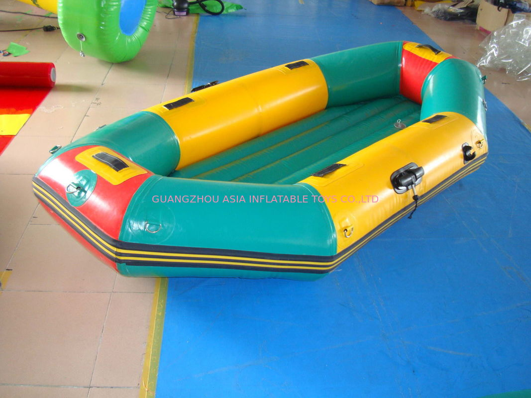 Hight Quality PVC Tarpaulin Inflatable Boat for sale ผู้ผลิต