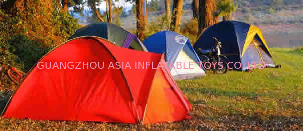 Promotional Inflatable Camping Tent on Sale ผู้ผลิต