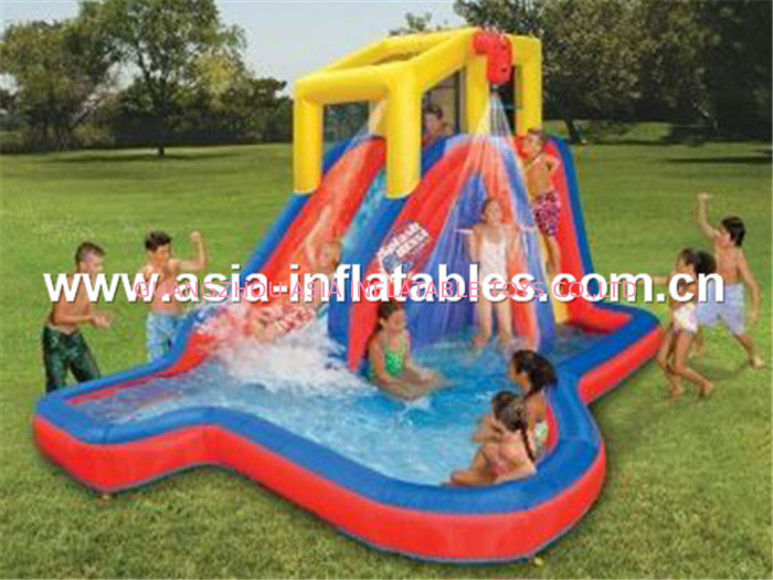 Inflatable water slide for kids ผู้ผลิต