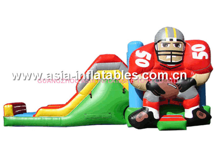 2014 popular/new design inflatable combos ผู้ผลิต