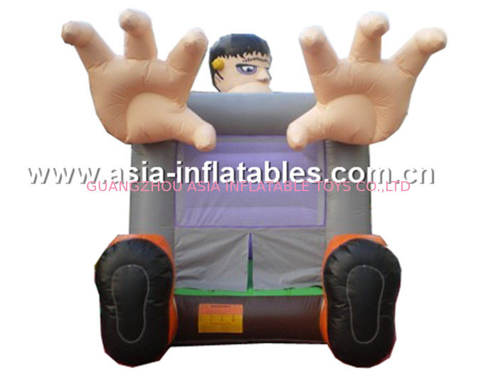 CE Commercial Inflatable Combo With Bounce