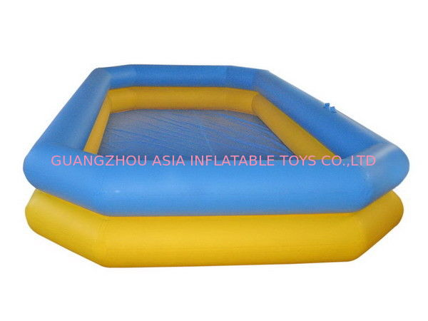Customize Backyard Kids Inflatable Pools for Outdoor Using ผู้ผลิต