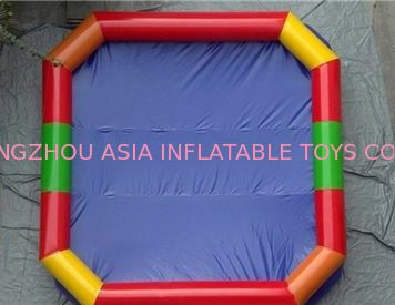 Corner Pool Kids Inflatable Pool for Water Games Play ผู้ผลิต