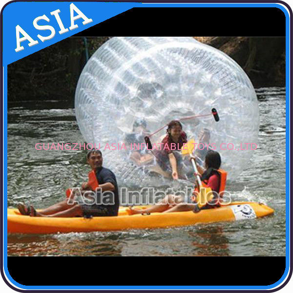 Fun Water Playing PVC Inflatable Roller for kids ผู้ผลิต