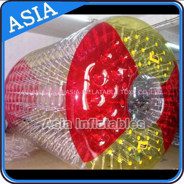 Digital Printing Manufacturers of Water Zorbing Roller Game Ride Commercial Use ผู้ผลิต