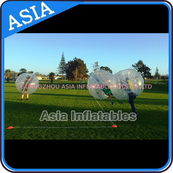 Durable 1.0mm Transparent Tpu Knocker Ball For Exciting Sports Games ผู้ผลิต