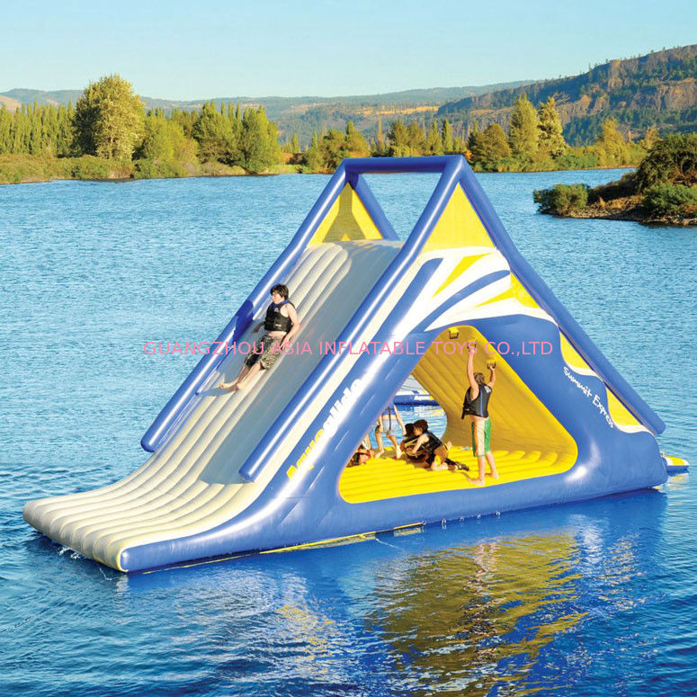 Aquaglide Summit Express Inflatable Water Sports / 16' Gigantic Inflatable Water Slides ผู้ผลิต